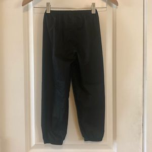 I PLAY PVC Waterproof Black Pants 3T/4T